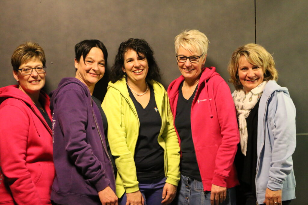 Vorstand Frauenverein Sarmenstorf